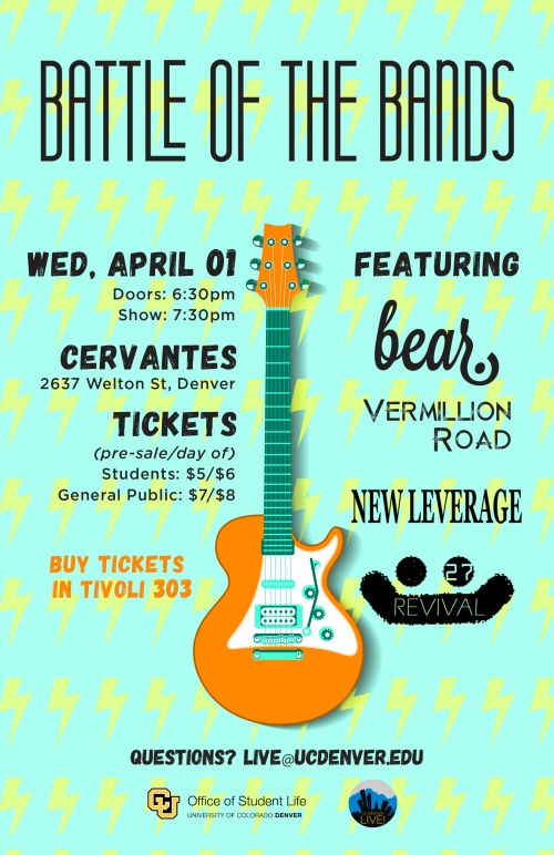Battle of The Bands Edited