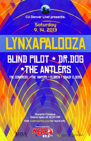 Lynxapalooza Poster (Updated 2)