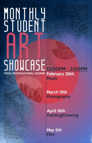 Spring 2014 Student Art Showcase 3