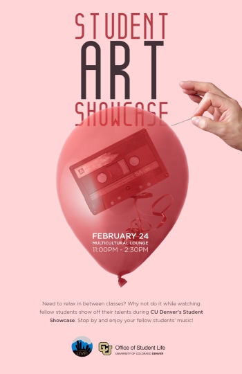 Spring 2015 Student Showcase (Music)