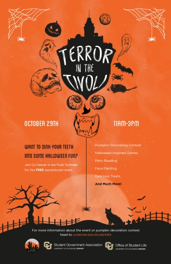 Terror in the Tivoli