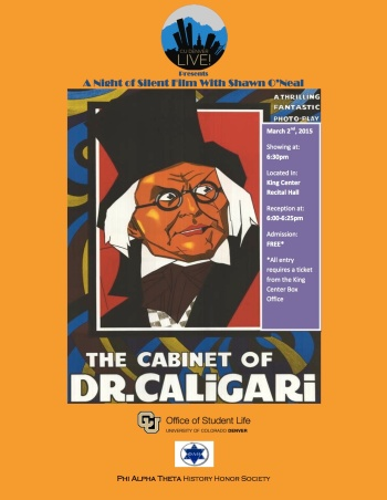 Dr. Caligari Update