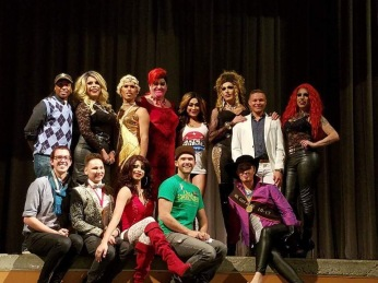 Queer LIVES DRAG GROUP